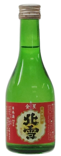 お中元 北雪 金星 生貯蔵酒300ml×30本【取り寄せ商品】