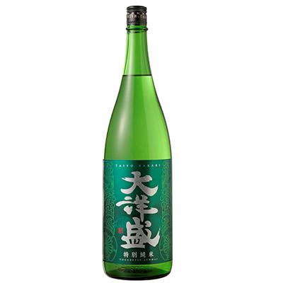 大洋盛 特別純米酒 1.8L×6本 大洋酒造 日本酒【取り寄せ商品】