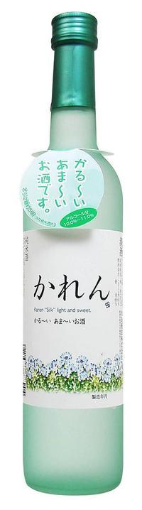 王紋 かれん 純米Silk 500ml×12本(まとめ買い)