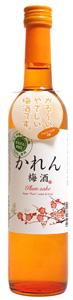 王紋 かれん プラム 500ml×12本 梅酒【取り寄せ商品】
