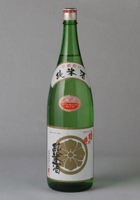姫の井 純米 1800ml×6本[取り寄せ商品]
