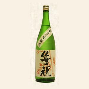 笹祝 淡麗本醸造 特別本醸造1.8L×6本笹祝酒造【取り寄せ商品】