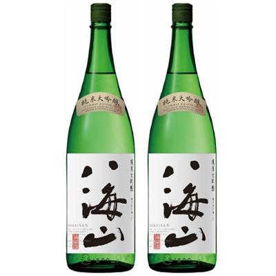 八海山 純米吟醸 1800ml 2本