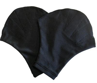指が使えて使いやすい 男女兼用標準サイズ ■アクアグローブ 限定色ブラック M L〔アクアミット 捧呈 水泳 練習用 エクササイズ 公式 ソフトミット 柄 水泳用手袋 男性用 女性用〕 水中ウォーキング