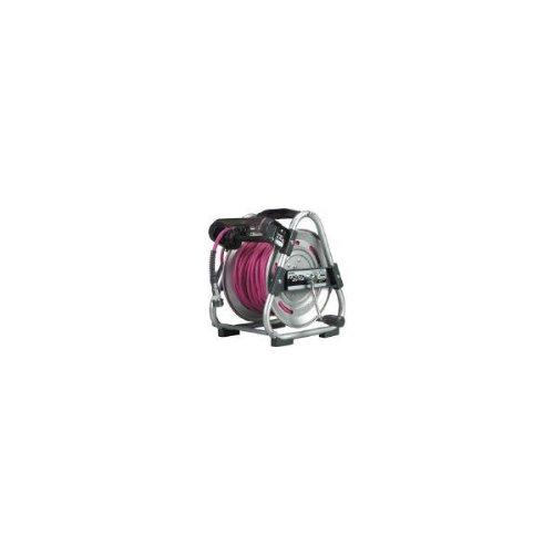 ハタヤ(ハタヤリミテッド) ナラシマキエヤーリール 20m 内径φ6.5 ソフトポリウレタンホース UDN-202 3108902