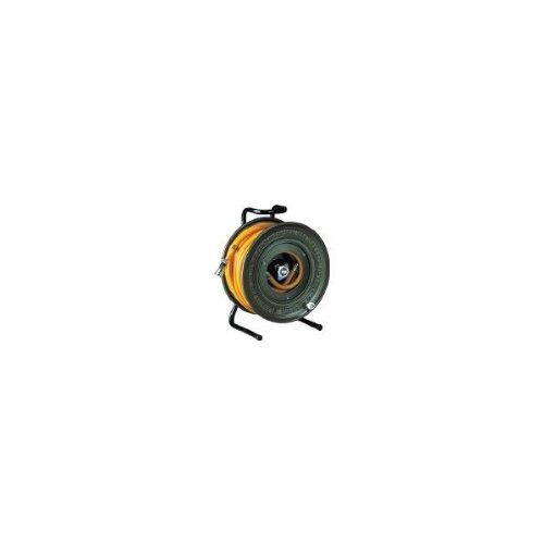 ハタヤ(ハタヤリミテッド) エアーリール AC型 20m 内径φ8.0 塩化ビニールホース AC-220 1065025