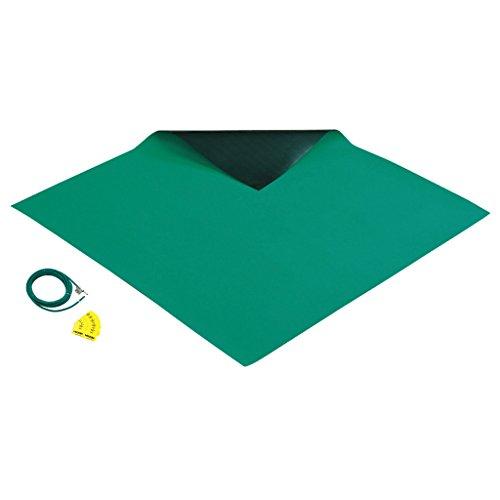 HOZAN HOZAN 導電性カラ-マット 1×1M グリーン 補強繊維入り F-78 2218127【smtb-s】