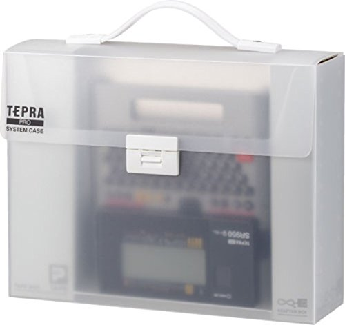 激安セール 送料無料 KING JIM キングジム テプラPRO SR9H システムケース 限定価格セール