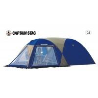 パール金属 キャプテンスタッグ キャンプ用品 テント オルディナ スクリーンツールームドーム [5-6人用]M-3117