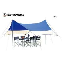パール金属 キャプテンスタッグ テント タープ サンシェルター オルディナ ヘキサ タープ セットM-3167