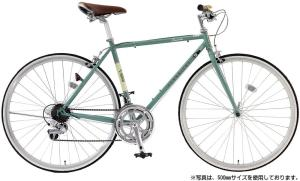 TOP ONE クロスバイク (YCR7014-4D-460-GG) ※北海道・沖縄・離島への配送不可【沖縄・離島への配送不可】【smtb-s】