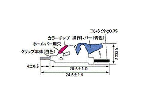 サンハヤト SMTIC用テストクリップ(FP-7-10)【smtb-s】