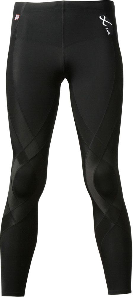 プリンス CW-X ロングタイツ (HZO649) [色 : ブラック] [サイズ : S]【smtb-s】