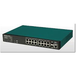 パナソニック 16ポートL2スイッチングハブ(Giga対応) Switch-M16eG(PN28160K)【smtb-s】