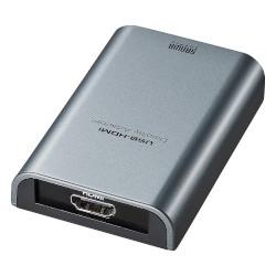 サンワサプライ USB-HDMIディスプレイ変換アダプタ AD-USB23HD【smtb-s】
