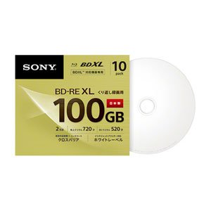 【送料無料】 SONY ビデオ用ブルーレイディスク (10枚パック)10BNE3VCPS2【smtb-s】