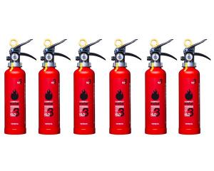 初田製作所 業務用消火器 蓄圧3型 ABC粉末 KLD-3  検定品【smtb-s】