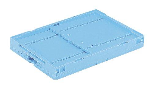 【送料込】 岐阜プラスチック工業 リス CB型折りたたみコンテナーCB-S95AS 青 CB-S95AS 3349471【smtb-s】, 男のド定番Shop f6fb1e8e