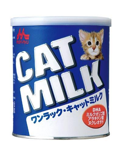 売れ筋ランキング 送料無料 森乳 ワンラック 270g 単品 キャットミルク 国内送料無料