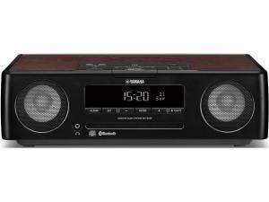 ヤマハ デスクトップオーディオシステム CD/USB/FM・AMラジオ/Bluetooth/NFC対応クロックオーディオ ブラック TSX-B235 B【smtb-s】