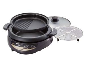 タイガー グリル鍋(2枚)  CQG-B200T【smtb-s】