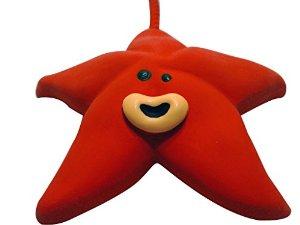 犬のおもちゃ 水族館ラテックスシーライン ヒトデ TopZoo トップズー