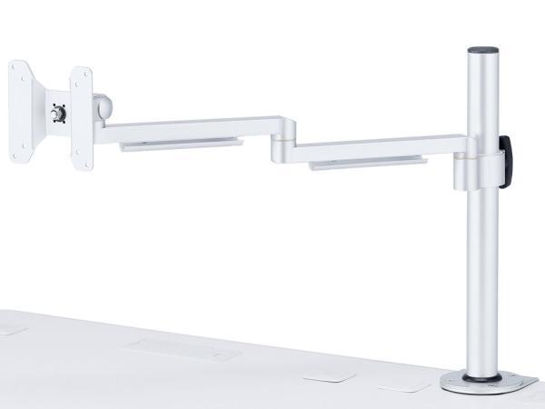 サンワサプライ 水平多関節液晶モニタアーム(H4001面) CR-LA1401N【smtb-s】