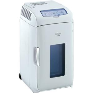 ツインバード 2電源式コンパクト電子保冷保温ボックス D-CUBE L グレー HR-DB07GY【smtb-s】