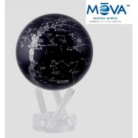 BestdealJP 電源不要! ゆっくり回る不思議なエコ地球儀! MOVA プラネタリウム 11cm MG45STA (1023803)【smtb-s】