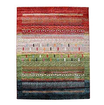 イケヒコ・コーポレーション トルコ製 ウィルトン織り カーペット 『マリア RUG』 グリーン 約200×250cm