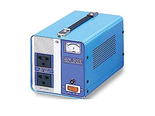 スワロー電機 海外用 交流定電圧電源装置 500VA AVR-500E ( AVR-500E )【smtb-s】
