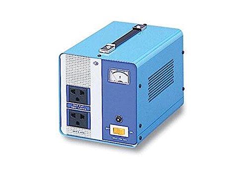 スワロー電機 海外用 交流定電圧電源装置 1KVA AVR-1000E ( AVR-1000E )【smtb-s】