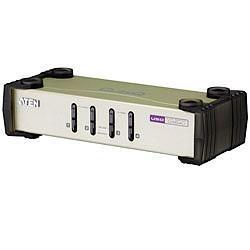 ATEN PS/2・USB対応4ポートKVMスイッチ CS84U (CS84U)【smtb-s】