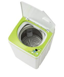 ハイアール 全自動洗濯機3.3kg 小型洗濯機 (JW-K33F (W))【smtb-s】