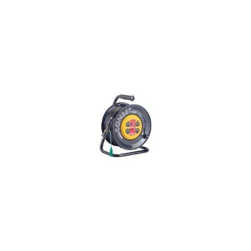 ハタヤリミテッド ハタヤ コンセント盤固定型ブレーカーリール 単相100Vアース付 30m 3703550【smtb-s】
