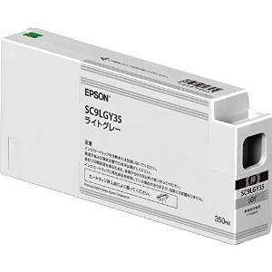 EPSON インクカートリッジ(ライトグレー/350ml)(SC9LGY35)【smtb-s】