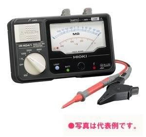 日置電機 アナログメグオームハイテスタIR4041-11【smtb-s】
