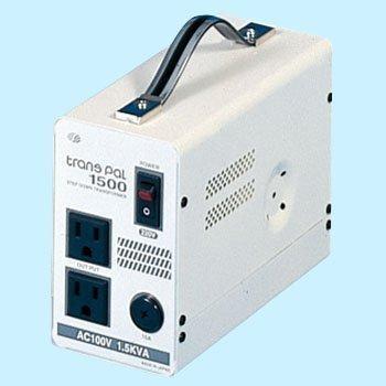 スワロー電機 PAL-1500EP スワロー ダウントランス1500W (220-230V) (8003j)【smtb-s】