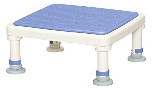 アロン化成 安寿 アルミ製浴槽台ジャストソフト15-25(536-517 ブルー)【smtb-s】