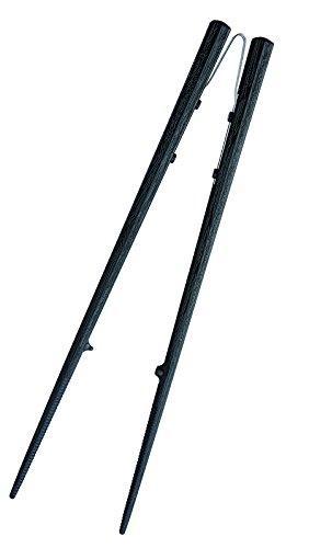 送料無料 青芳製作所 Willassist 楽々箸 2240541 人気ショップが最安値挑戦 22.5cm 海外輸入 ピンセットタイプ 樹脂製