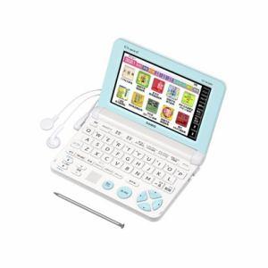 カシオ計算機 EX-word 電子辞書(小学校高学年モデル:ホワイト) XD-SK2800WE【smtb-s】