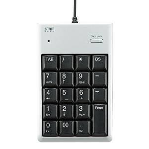 送料無料 サンワサプライ USBテンキー 新品 品番:NT-16UPKN 感謝価格