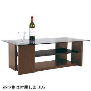 AZUMAYA テーブル【SO-100BR】 [W100 X D50 X H34cm]【smtb-s】