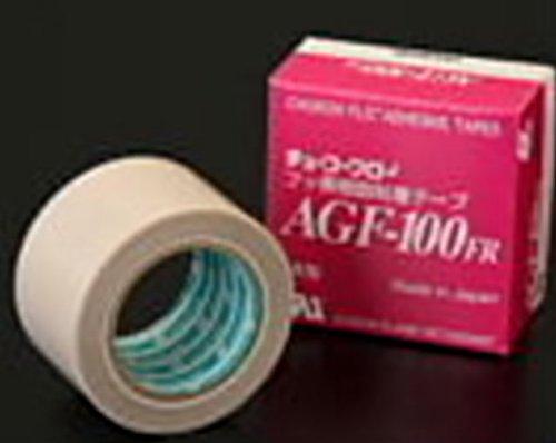 中興化成工業 (株) AGF10013X100 4296 中興化成 チューコーフロー 粘着テープ ガラスクロス 0.13-100×10 3251420【smtb-s】