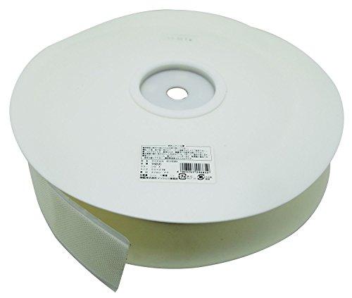 伸和 ( 株 ) 1H2UC5020W 3126 Shinwa マジクロスH オス 強粘着付 50mm×20m 白 3666182