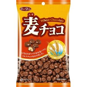 2020 新作 送料無料 正栄食品 麦チョコ 入数:12 70g 12入り ファッション通販