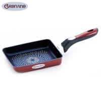 和平フレイズ ブラナーノ アルミ玉子焼(13×18cm)   BM−9522