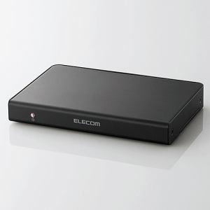 エレコム HDMI分配器/1入力/4出力 VSP-HD14BK(VSP-HD14BK)【smtb-s】