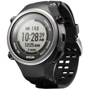 エプソン(EPSON) 脈拍計測活動量計 PULSENSE PS600B(腕時計タイプ) エナジャイズドブラック
