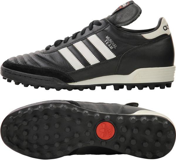 adidas 61 ムンディアルチーム (019228) [色 : BLK/RUNWHT/R] [サイズ : 225]